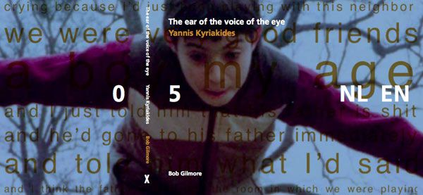 The Ear Of The Voice Of The Eye book cover
