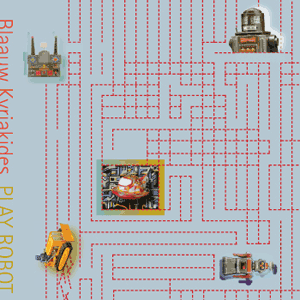 Play Robot Dream CD cover